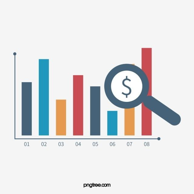 Profit Statistics Of Bar Graph Graph Clipart Vector Png Profit Statistics Png Transparent Clipart Image And Psd File For Free Download Bar Graphs Graphing Statistics