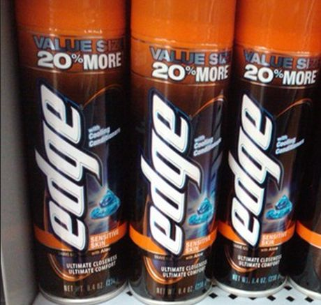 Buy One Get One FREE Edge Shave Gel Coupon = $1.50 Each at Walgreens!
