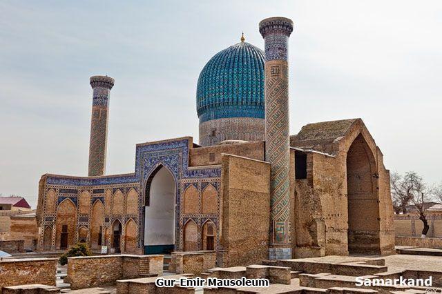 Amir Temur Mousaleum