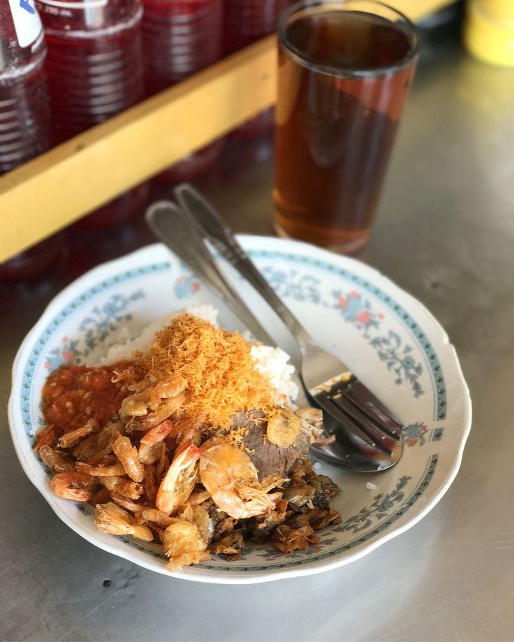 Nasi Empal Udang Hj Iyan