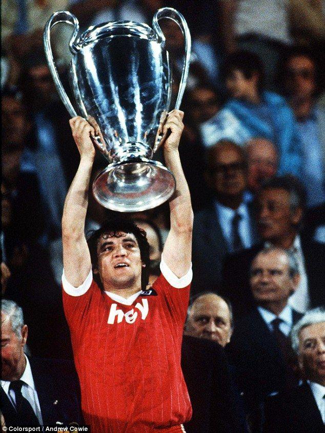 1983,  Hamburg SV vs Juventus 1-0... Felix Magrath