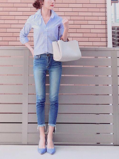 honon|BEAMS LIGHTS Women'sのハンドバッグを使ったコーディネート - WEAR
