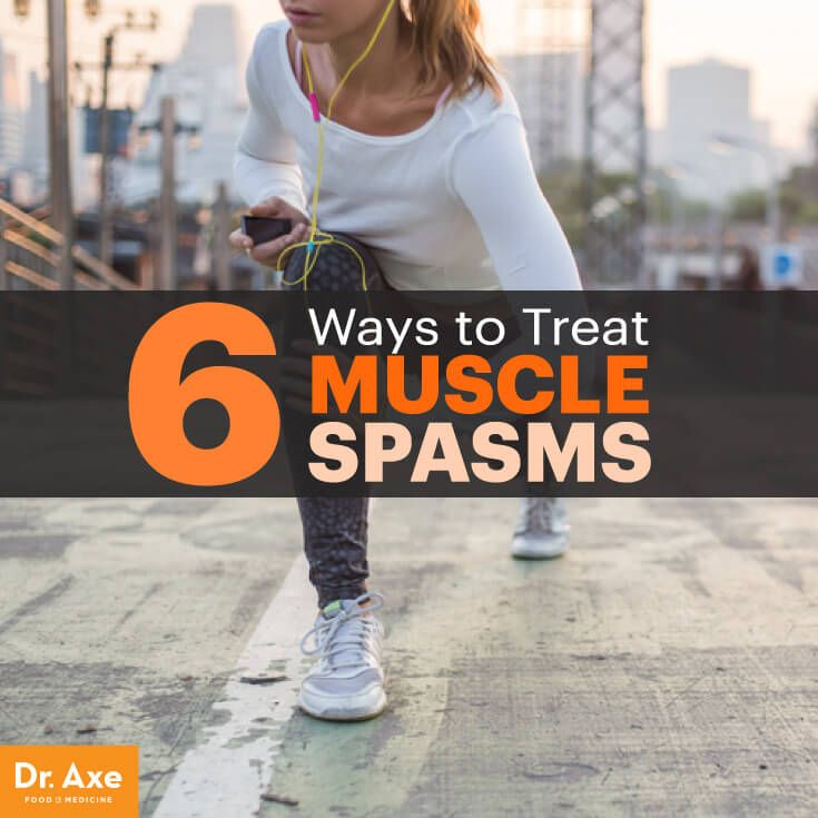 Muscle spasms - Dr. Axe http://www.draxe.com #health #holistic #natural