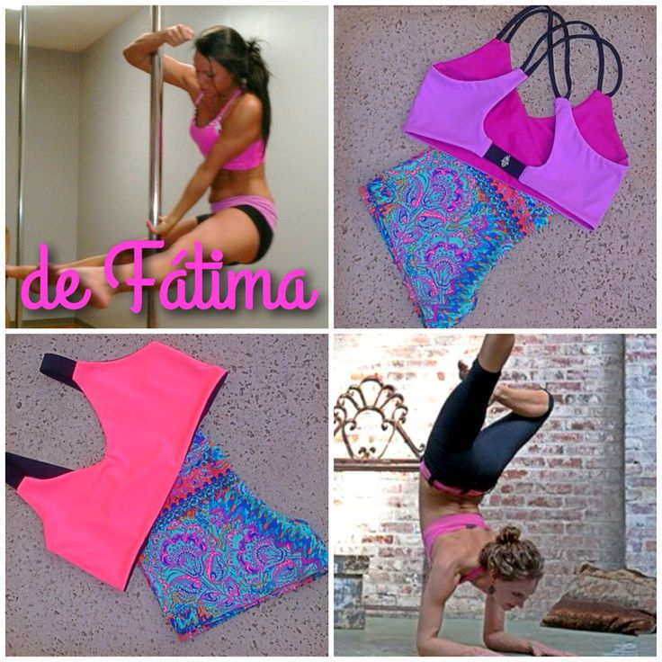 Top y Calzas PoleDance