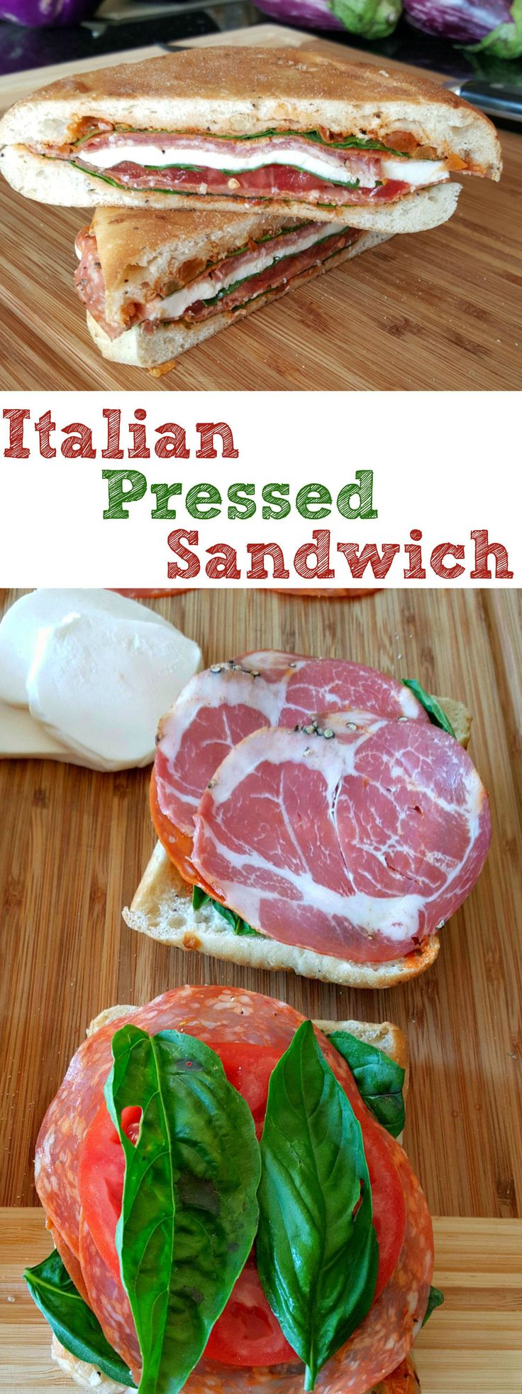 Blue apron bayonne - Whip Up Some Delicious Weekdaysupper Italian Pressed Sandwiches Then Kick Back With Some Iced Tea