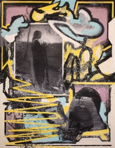 "Saatchi Art Artist Kjetil Jul; Painting, ""Mysteries"" #art"