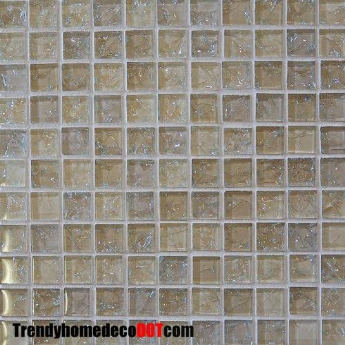 Sample Cream Crackle Glass Mosaic Tile Kitchen Backsplash: 110 Best Images About Kitchen Backsplash Ideas On