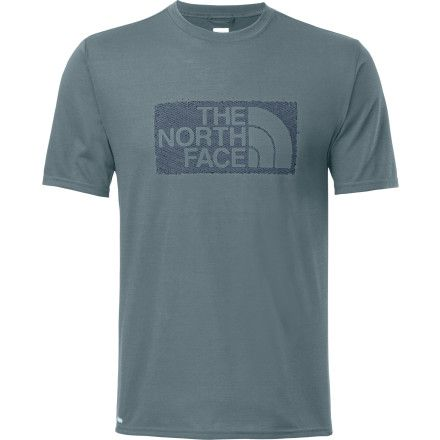 The North Face Reaxion Graphic Crew - Short-Sleeve - Men's