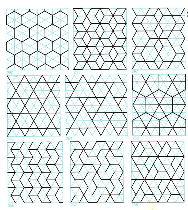 geometric patterns - Google Search