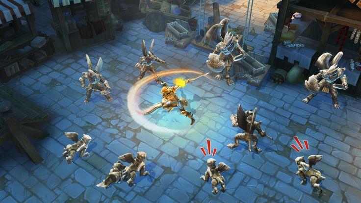 Dungeon Hunter 5 : le nouveau hack and slash de Gameloft est disponible sur le Play Store - http://www.frandroid.com/applications/273503_dungeon-hunter-5-le-nouveau-hack-slash-de-gameloft-est-disponible-sur-le-play-store #ApplicationsAndroid, #Jeux