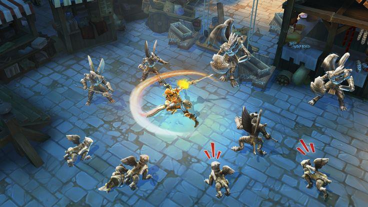 Dungeon Hunter5 : le nouveau hack and slash de Gameloft est disponible sur le Play Store - http://www.frandroid.com/applications/273503_dungeon-hunter-5-le-nouveau-hack-slash-de-gameloft-est-disponible-sur-le-play-store  #ApplicationsAndroid, #Jeux