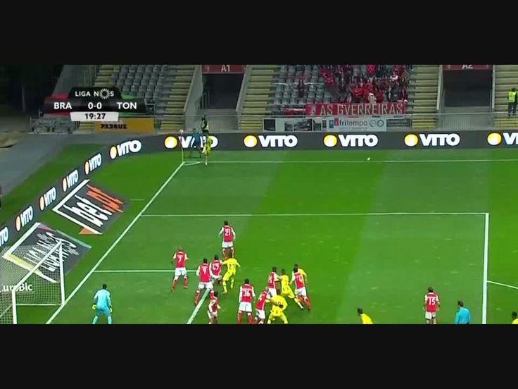 Liga (24ªJ): Resumo SC Braga 1-0 CD Tondela