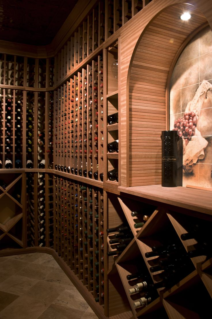 83 best finished wine cellar images on pinterest wine cellars