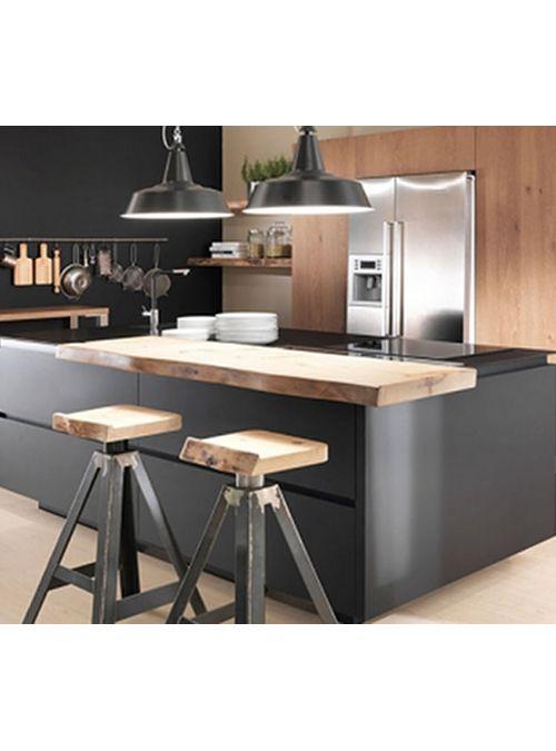 Cutter Piano top per cucina in legno massello anche su misura