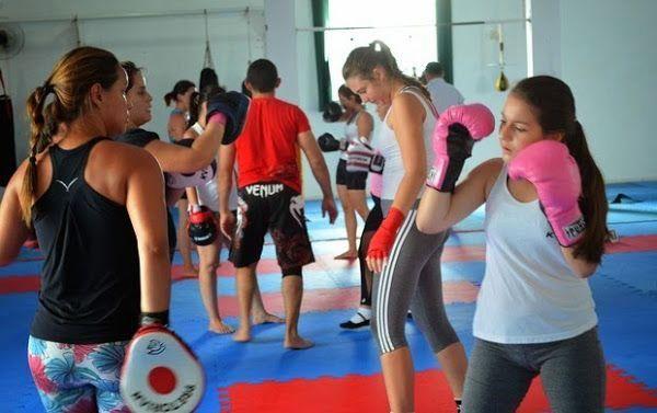 Beneficios del Kick Boxing y otros deportes de lucha