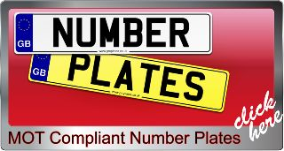 Make Number Plates with Pro Plates http://www.proplates.co.uk/