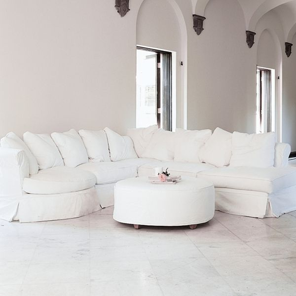 Modern Sofa Rachel Ashwell Shabby Chic Couture Bloomsbury Sectional Sofa I have never wanted a couch as much as I would love to have this one