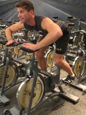 Want killer arms? Do #SoulCycle and kick your butt with the arm moves