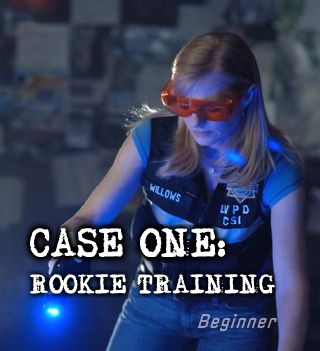 "A free website to teach forensic science, Rookie training and two cases to solve ...see ""fun stuff"" tab also."