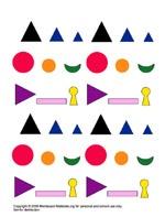 Grammar Symbols in ColorPdf File, Materials Org Grammar, Languages Art, Montessori Materials Org, Grammar Symbols, Colors Pdf