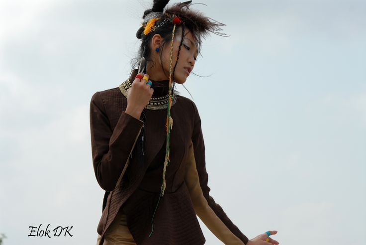 Surabaya Fashion Designer Dry Dunes By EDK
