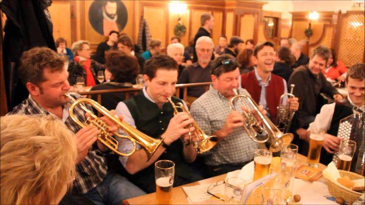 Musikantentreff im Hofbräuhaus München