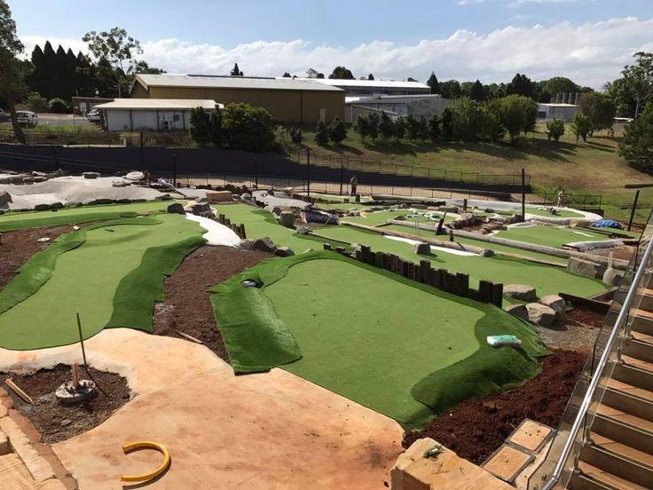 Toowoomba City Golf Club - Mini Golf Course