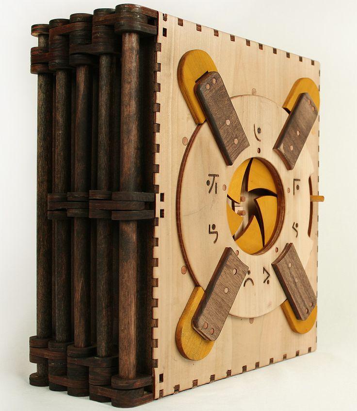 A Codex Silenda combinou duas coisas deliciosas para se passar o tempo (quebra-cabeças e livros) em uma única caixa. Essa caixa de…