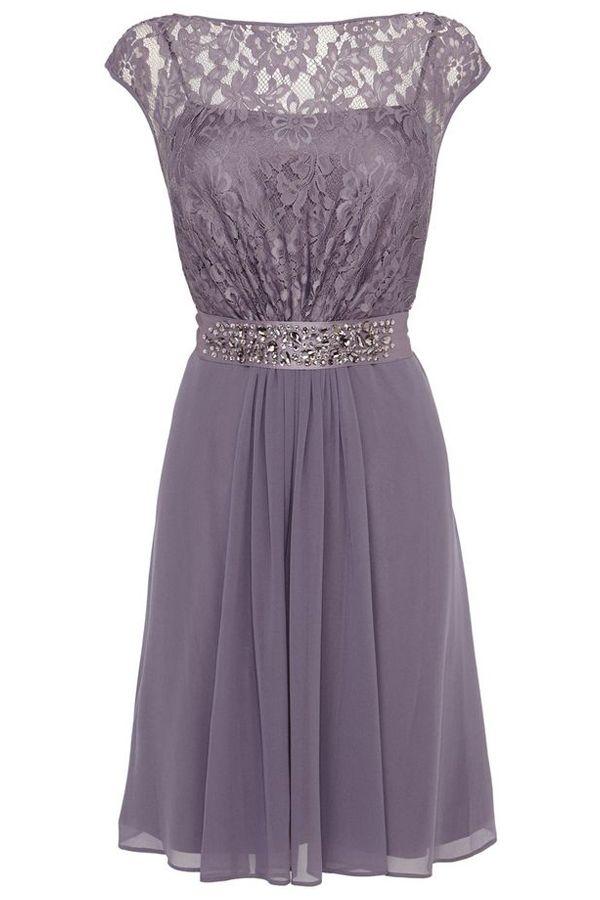 Coast Lori lee lace short dress