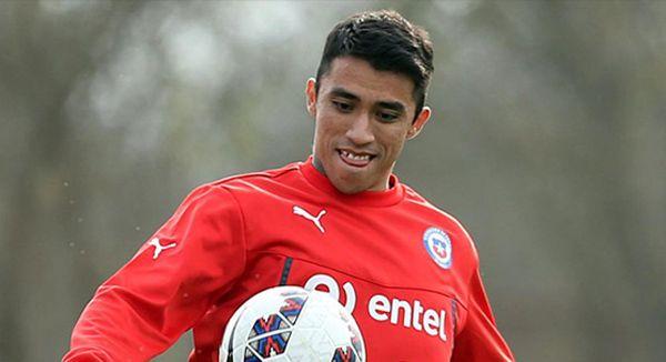 Edson Puch es baja de Chile