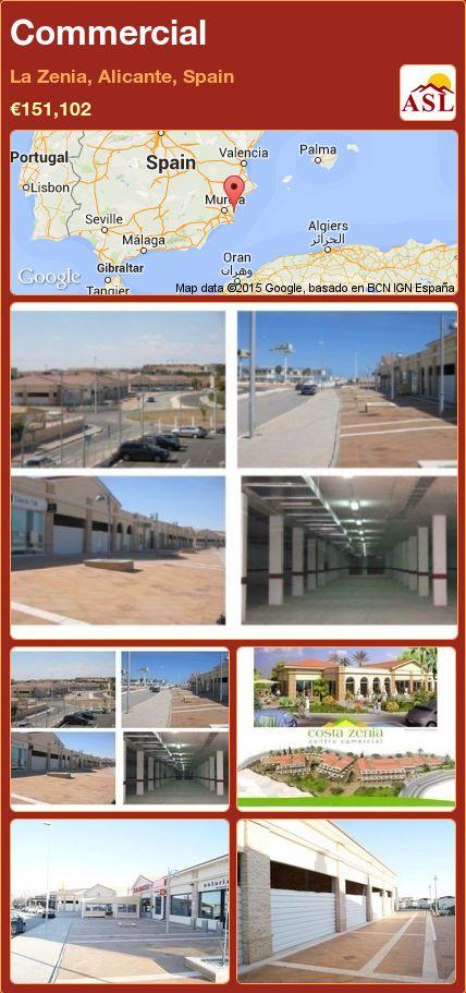 Commercial in La Zenia, Alicante, Spain ►€151,102 #PropertyForSaleInSpain