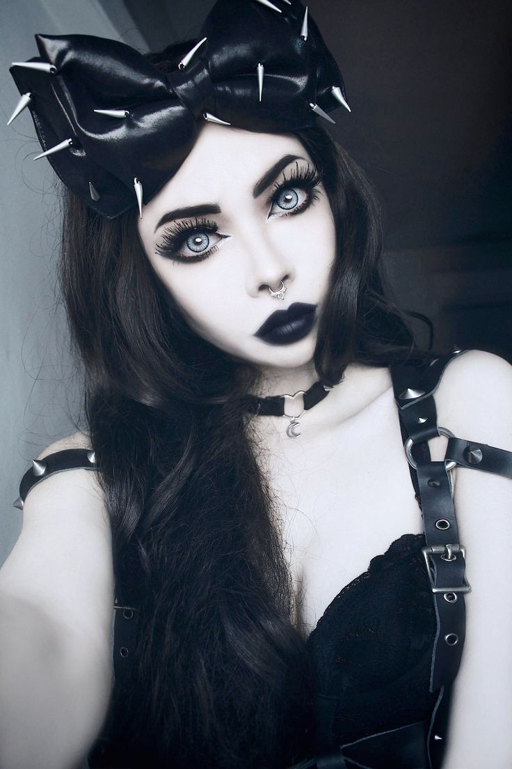 1000 ideas about pastel goth makeup on pinterest nu goth makeup - Pastel Gothica Now Goth Makeupnu