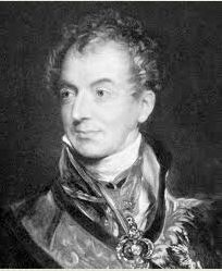 Prince Klemens Wenzel von Metternich (1783 - 1859) ~ Was Austrian foreign minister in the early 19th century and the leading figure during the Congress of Vienna in 1814 and 1815.  One of the most important statesmen and diplomats of his era, Klemens von Metternich was significant during this period because he made many decisions that affected not only Austria but, in several instances, made policies that affected much of Europe, especially at the Congress of Vienna.