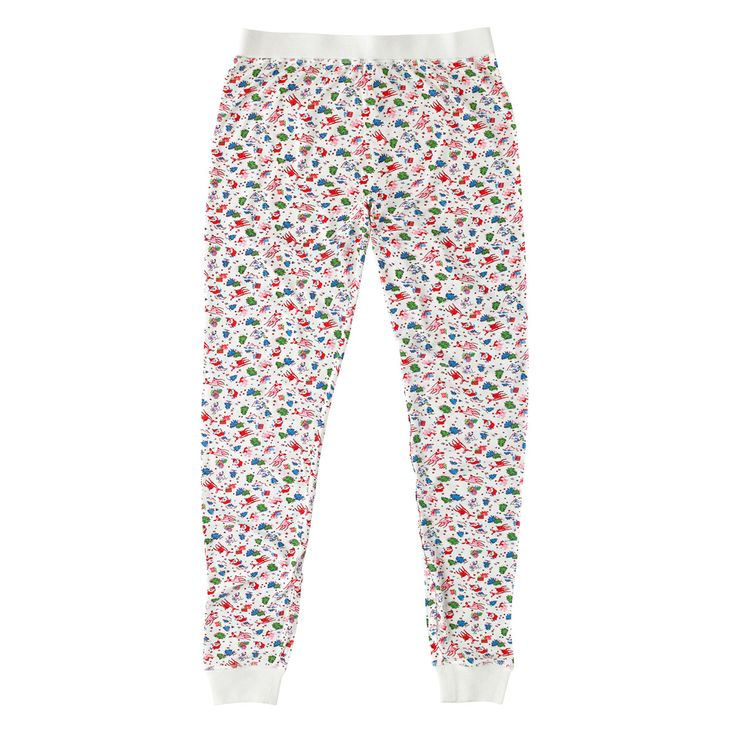 Christmas Ditsy Leggings | Nightwear | CathKidston