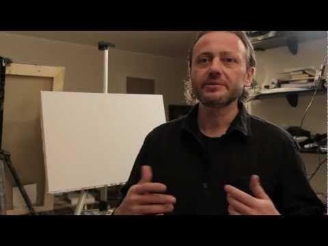 ▶ Интуитивная живопись и рисование от Игоря Сахарова.Ч.1. - YouTube