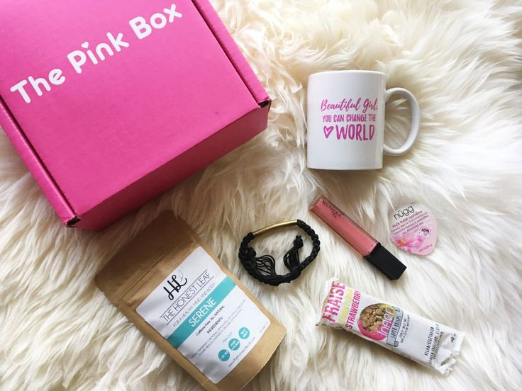 The Pink Box. Full of socially conscious goodies to empower the world changing woman or girl in your life! Only $30 for $96 worth of great stuff!   www.tarateng.com