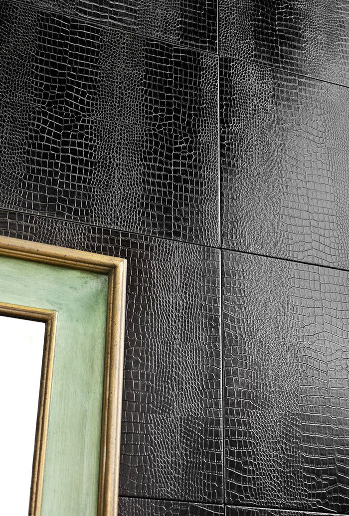 Origin | Essentials Collections | NappaTile™ Faux Leather Wall Tiles