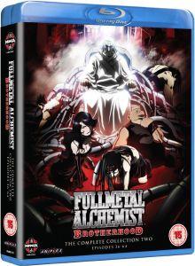 Fullmetal Alchemist Brotherhood - The Complete Collection 2: Episodes 36-64 Blu-ray | Zavvi.com