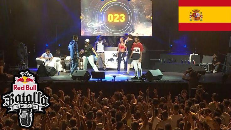 3ª Prueba - La Última Oportunidad. Red Bull Batalla de los Gallos. España 2017 -   - http://batallasderap.net/3a-prueba-la-ultima-oportunidad-red-bull-batalla-de-los-gallos-espana-2017/  #rap #hiphop #freestyle