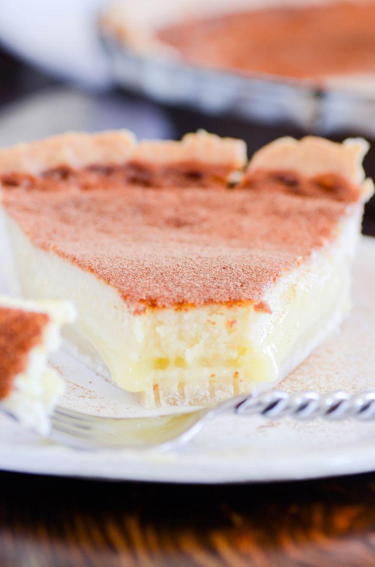 17 Best ideas about Southern Buttermilk Pie on Pinterest ...