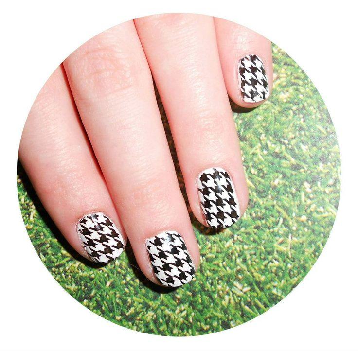 Mejores 77 imágenes de Nail Inspiration: Stamps en Pinterest ...