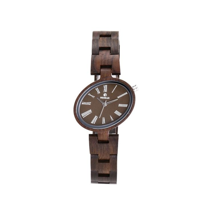 Private label lady watch with wooden watch box