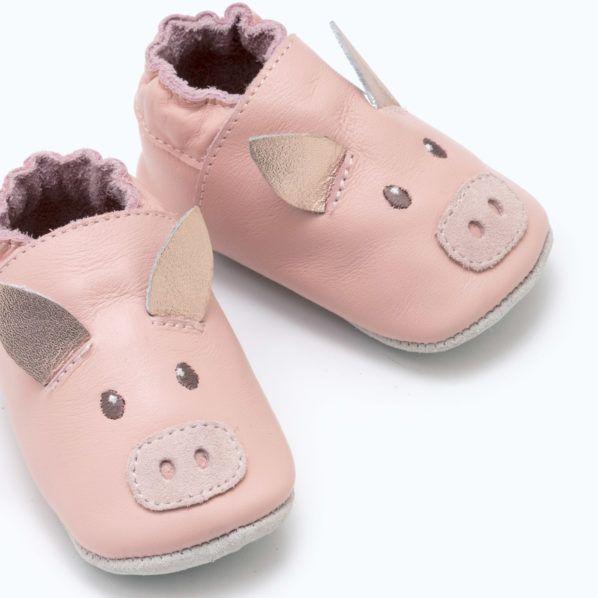 Boden Piggy Leather Shoes | Boys shoes