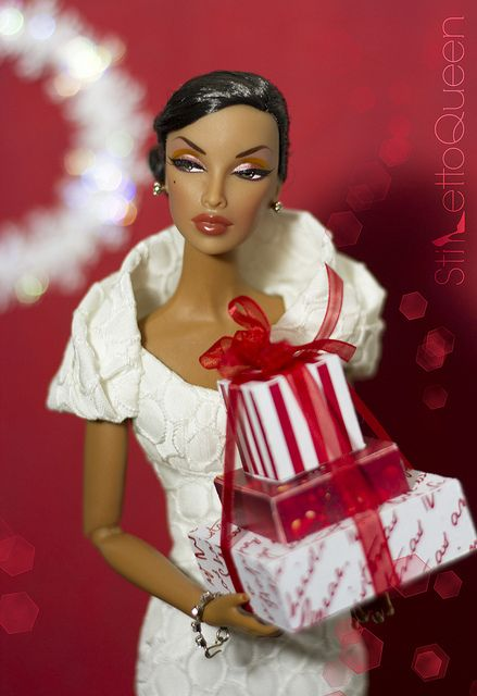 500 best A Doll's Christmas images on Pinterest | Christmas barbie ...