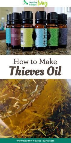 What is thieves oil, you ask? It's one of the best homemade essential oils for natural immune support and so much more, so here's your very own thieves oil recipe.