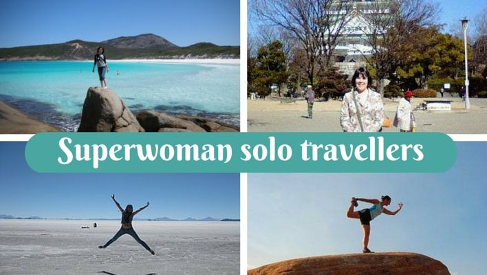 Solo travel for females: These superwoman solo travellers prove you can do it