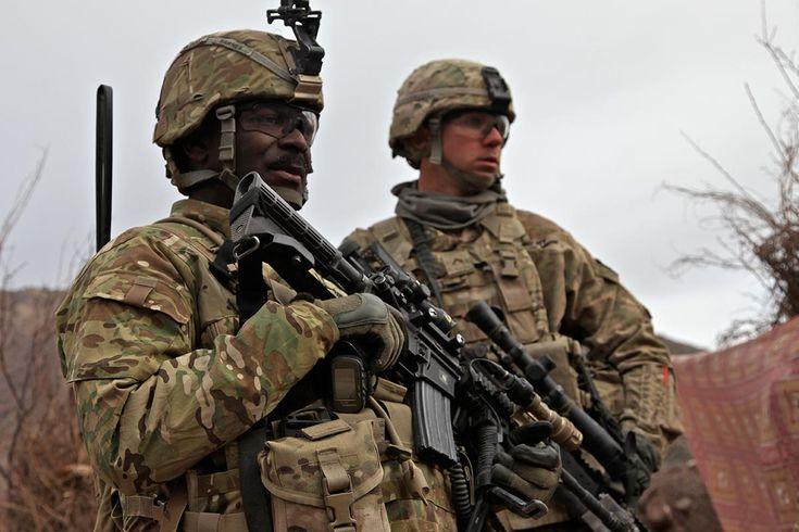 Army Combat Uniform (ACU) | Military.com