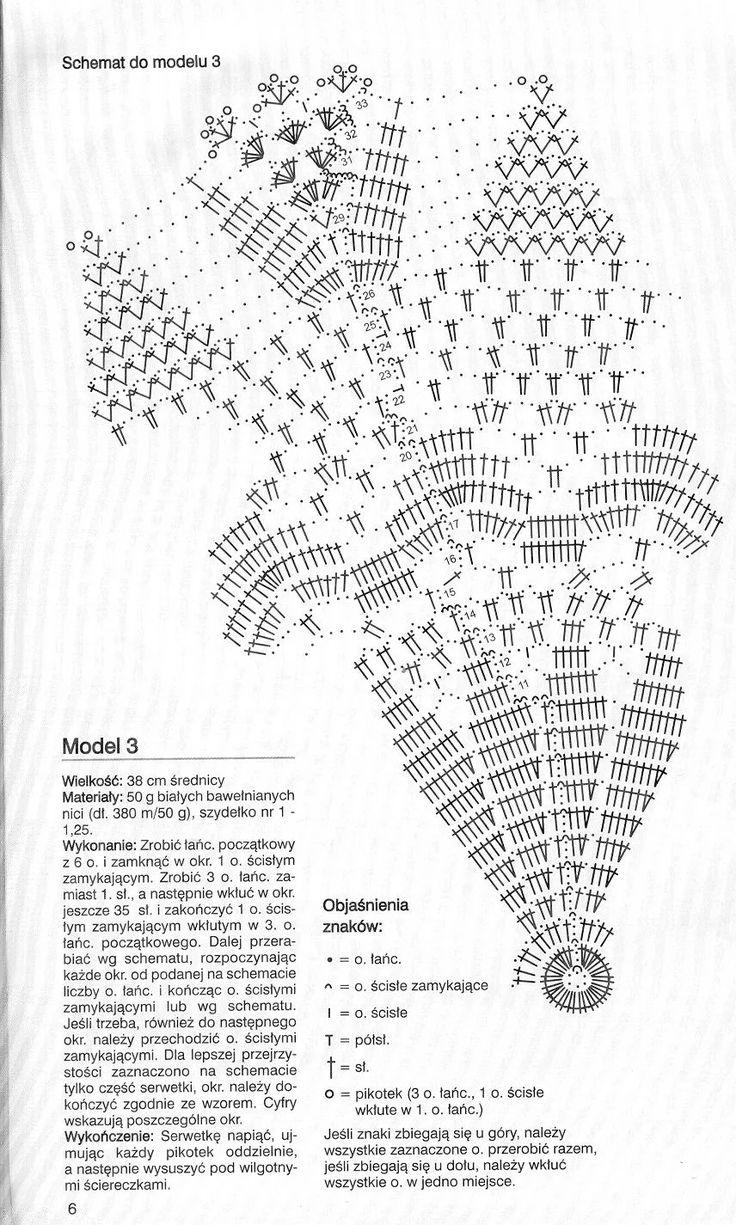 3946 best crochet doilies images on pinterest