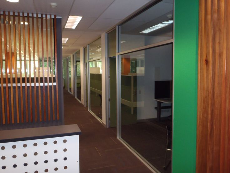 Library Offices Refit - James Cook University, Smithfield