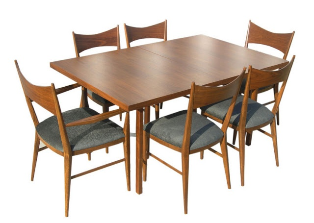 Paul McCobb, dining room set